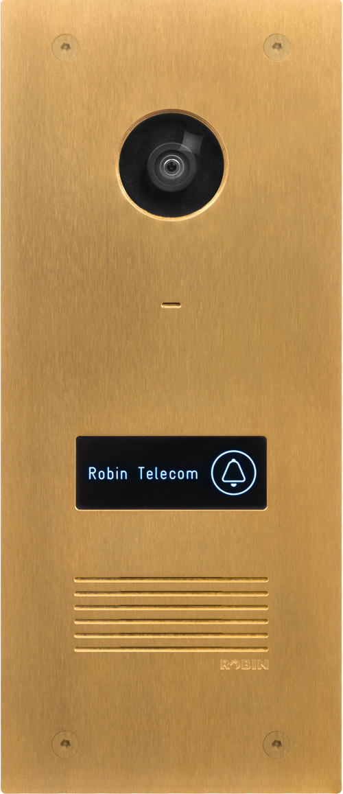 Robin video intercoms